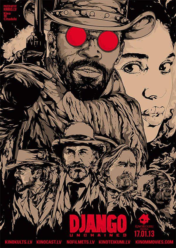 Best movie poster artists