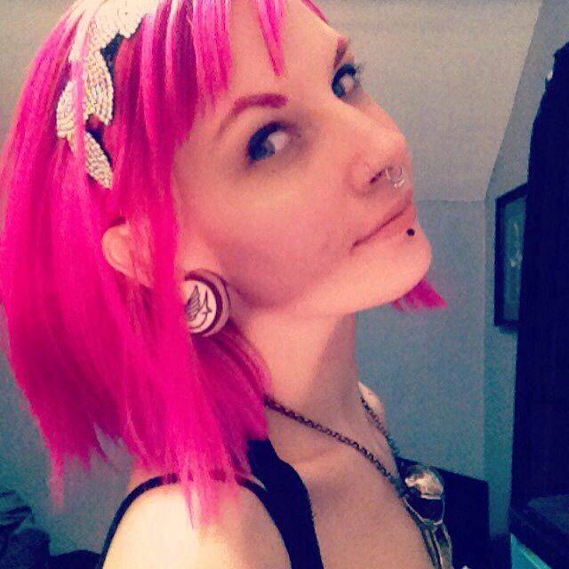 Manic panic fuschia shock | My hair over the years | Pinterest