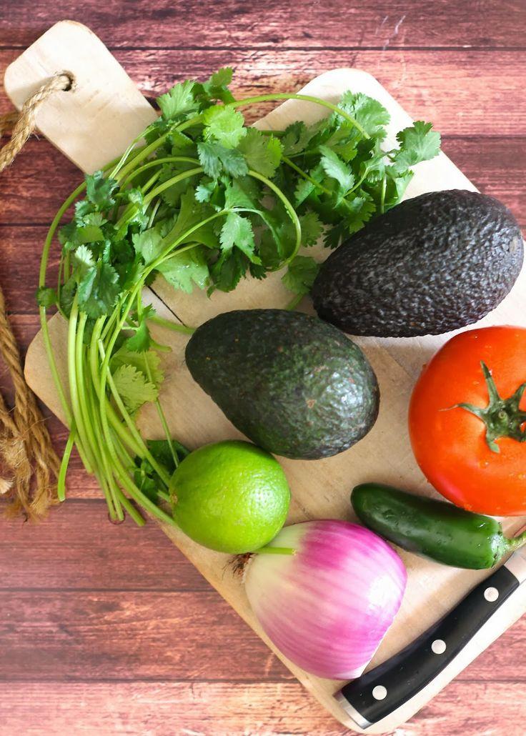 Perfect Guacamole | Appetizer Love | Pinterest