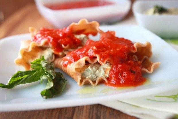 Sexy Vegan no-bake Lasagna | Favorite Recipes | Pinterest