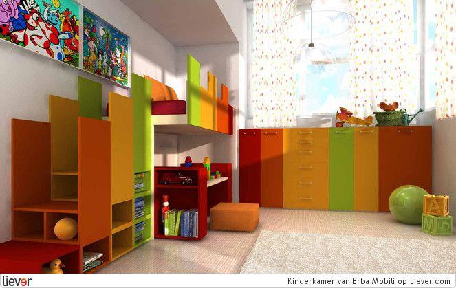 Erba Mobili Kinderkamer - Erba Mobili storage & beds - large photos ...