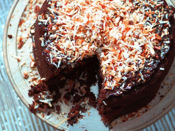 German Double-Chocolate Cake by Maria del Mar Sacasa