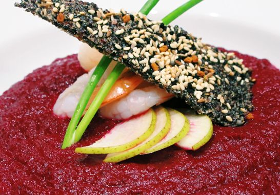 Roasted Beetroot, Pear and Fennel Soup | Kristy Leigh's Recipes | Pin ...