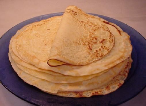 Crepe Shell Another very versatile shell. There is an endless list of ...