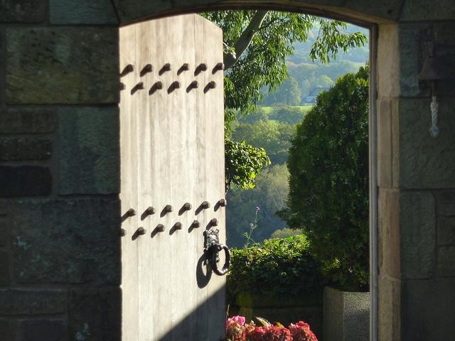The secret garden by Lancashire Lass Photo's, via Flickr