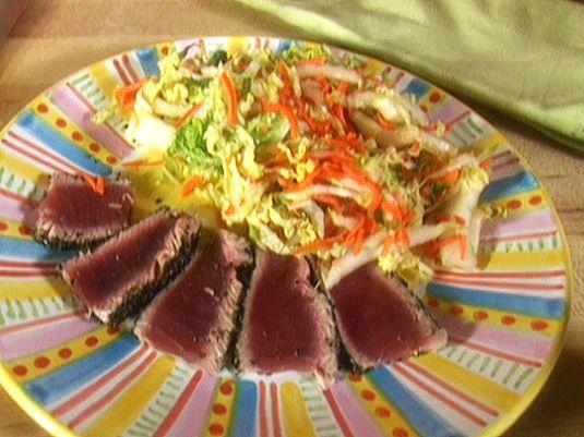 ... salad crisp tuna cabbage salad recipes dishmaps crisp tuna cabbage
