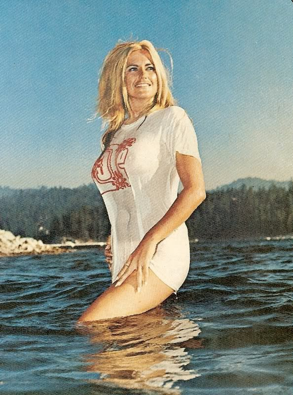 Linda vaughn miss hurst desnuda