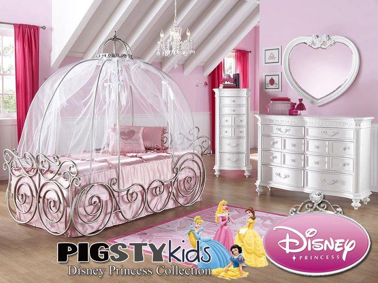 Best Girls Carriage Bed Girls Bedroom Decor Pinterest 400 x 300
