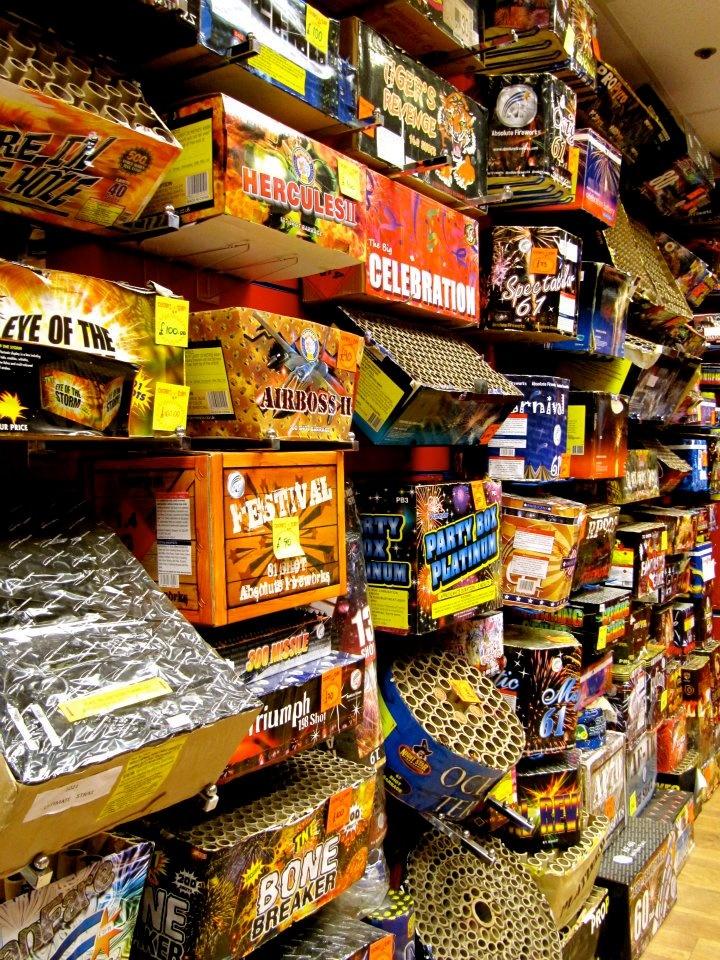 loads in stock at Fireworks Den