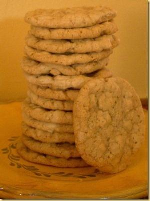 Grandmas oatmeal cookies | desserts | Pinterest