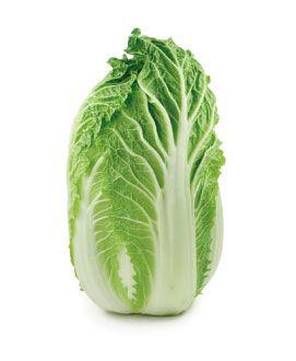 Napa Cabbage and Mushroom Stir Fry