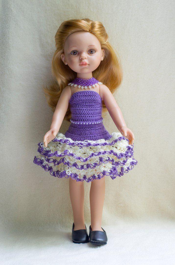 Выкройки одежды на куклу 55 см