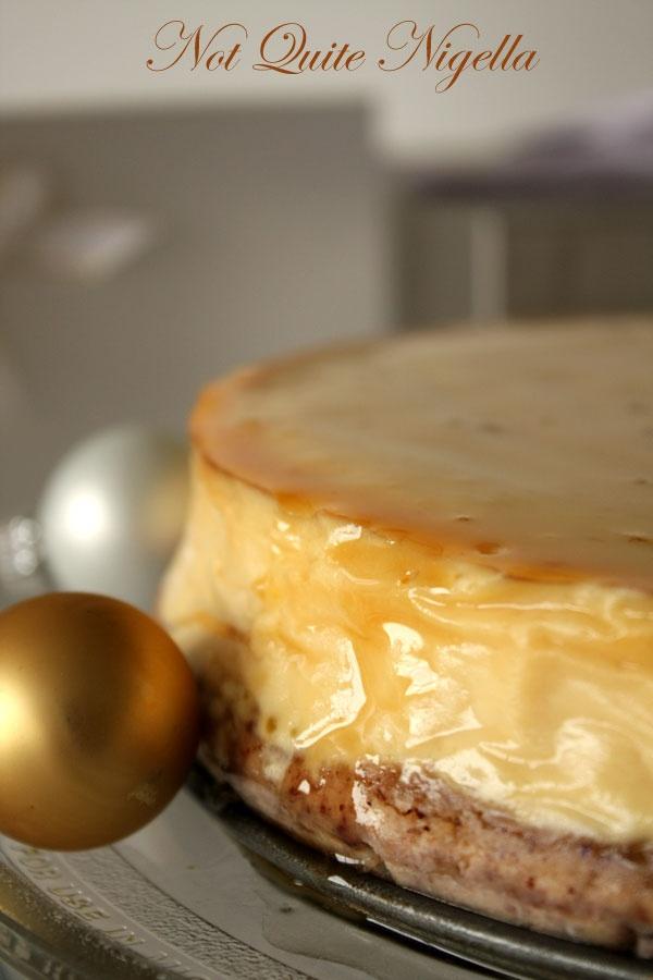 Gleaming Maple Cheesecake | Cheesecake | Pinterest
