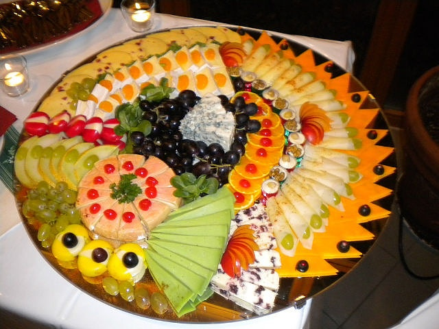 ideas for decorating dishes appetizers pinterest