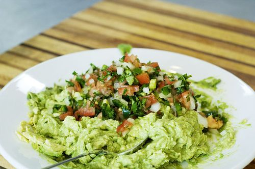 "love pico de gallo and guacamole. this recipe is from ""the pioneer ..."