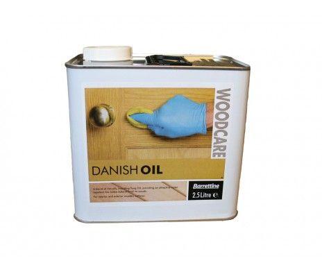Oil for oak doors