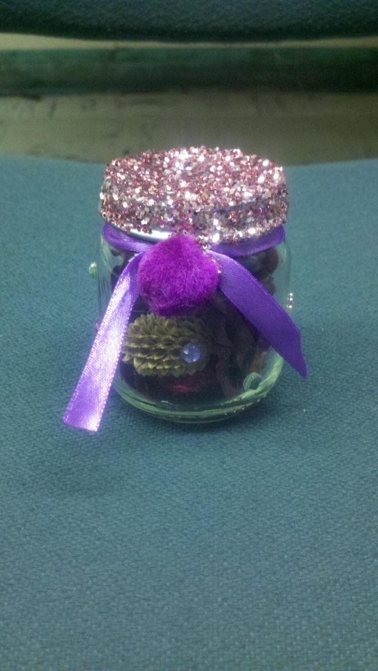 More baby food jar crafts crafts pinterest for Baby food jar crafts pinterest