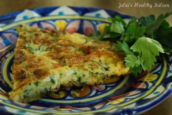Zucchini Frittata | Food | Pinterest