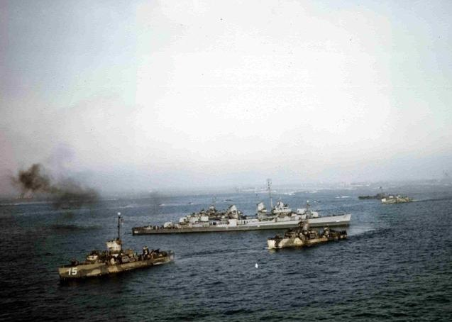 d-day color photographs