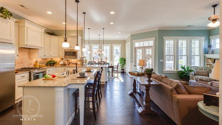 kitchen great room house ideas pinterest
