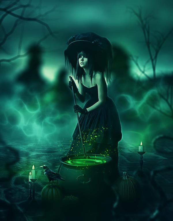 Witches Brew | Fantasy | Pinterest
