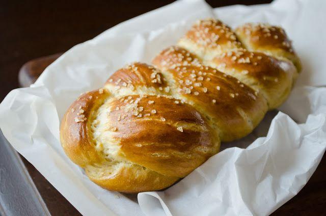 Pretzel Challah by La Petite Brioche | Breads, Bagels & Croissants ...