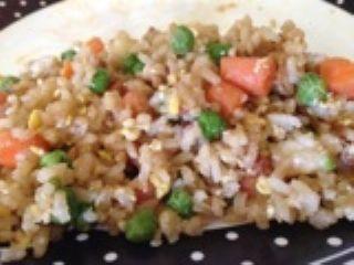 Myfridgefood - Bacon and Egg Fried Rice   Recipes   Pinterest
