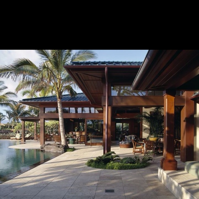 Big Island Dream House Dream Hale Pinterest