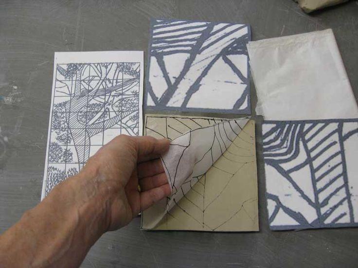 Slab Pottery Ideas Clay Slab Ideas Crafts Pinterest