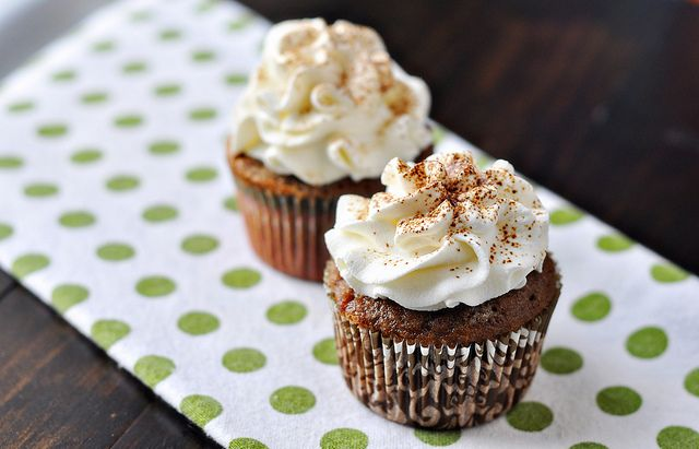 Irish Coffee Cupcakes by Courtney | Cook Like a Champion, via Flickr