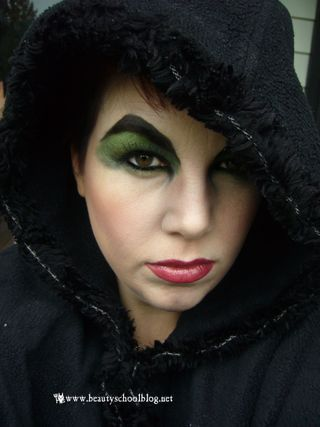 Halloween Costumes - Witch Makeup | Witch | Pinterest