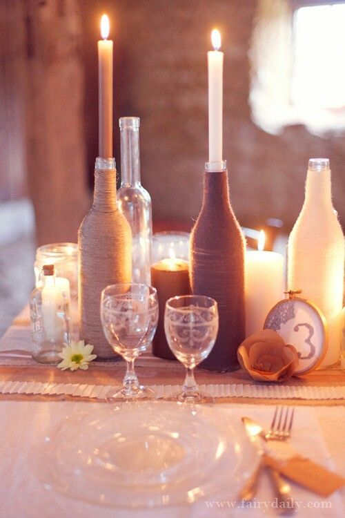 Déco mariage rustique chic  MADE IN ARTS  Pinterest