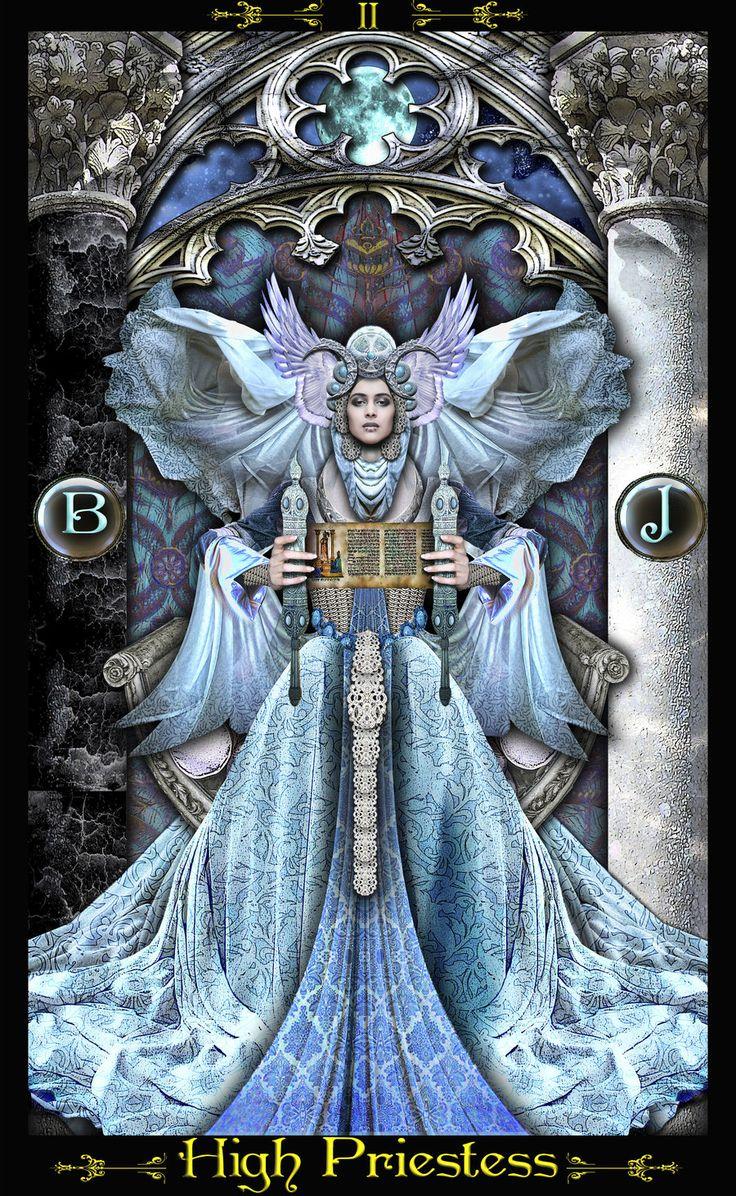 Priestess adult thumbs
