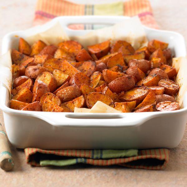 Smoked Paprika Roasted Potatoes | Recipe