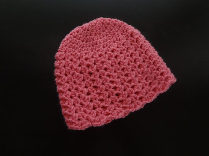 Crochet Hat Pattern Shell Stitch : Shell Stitch Crochet Hat Crochet Pinterest