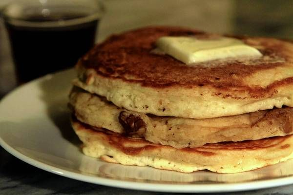 Culinary SOS: Pancakes from Clinton Street Baking Co. in New York