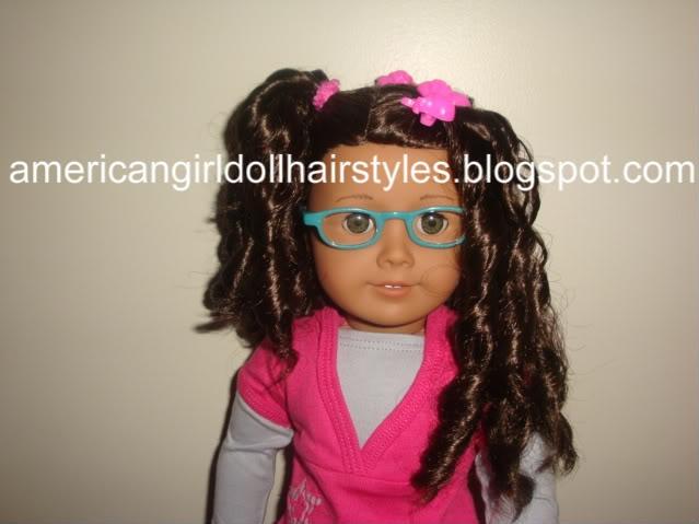 American Girl Doll Hairstyles | American Girl doll hair | Pinterest