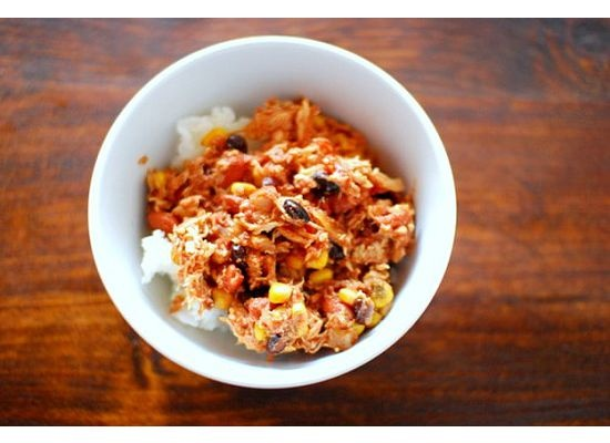 Chicken Taco Chili (Slow Cooker) | Slow-Cook | Pinterest