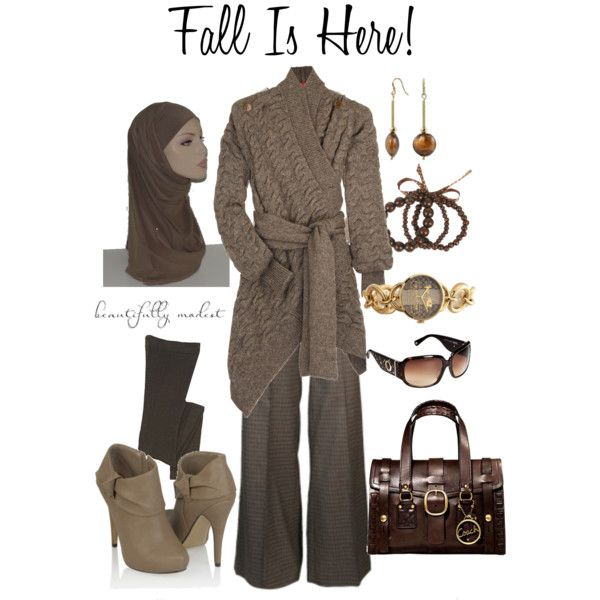 """Fall 2010"" by beautifullymodest1 on Polyvore"