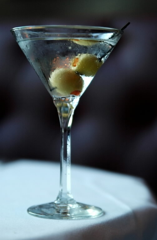 The classic martini | Beverages | Pinterest