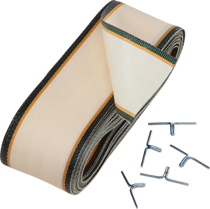 Webbing replacement kit for lawn chairs : For the Home : Pinterest