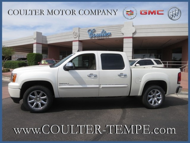 2013 Gmc Sierra 1500 Denali At Coulter Motor Co In The