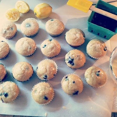Blueberry Donut Muffins | BERRY-LICIOUS | Pinterest