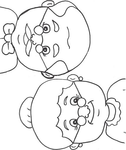 Grandparents Day 9 13 15 u2026 U Kids Events Ideas Pinterest - new christmas coloring pages for grandparents