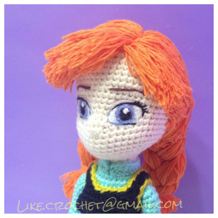 Amigurumi Crochet Frozen : Pinterest