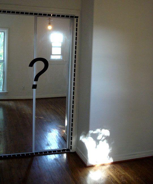 Sliding Mirror Closet Doors 540 x 647