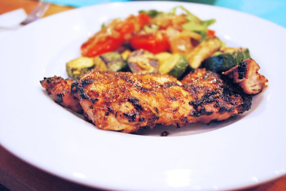 Grilled Honey Mustard Chicken | Recipes To Try | Pinterest
