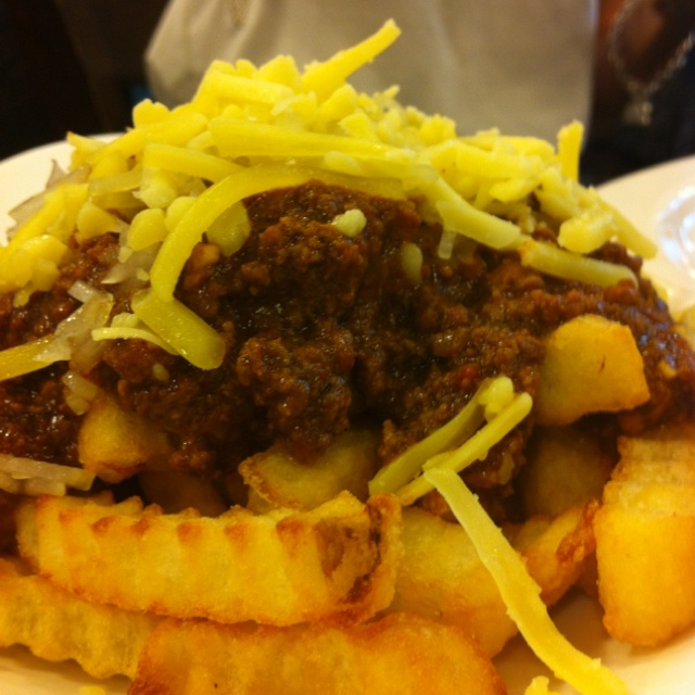 Chili Cheese Fries | noms.noms | Pinterest