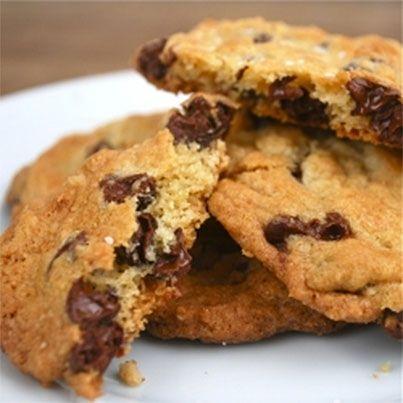 Chocolate Chip Cookies   Cookies   Pinterest
