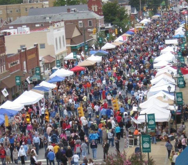 2011 Lincoln County Apple Festival Lincolnton Nc
